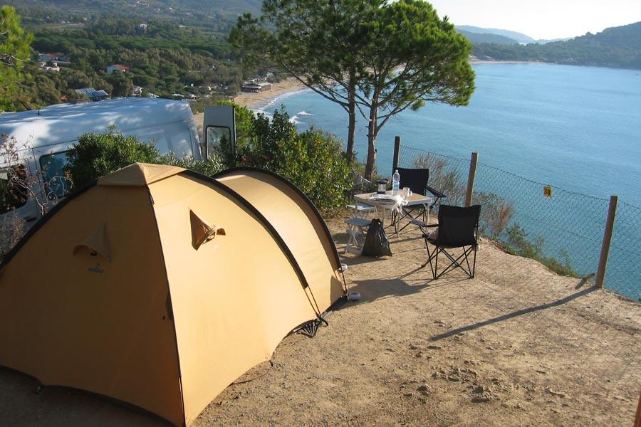 Campingplatz Elba Camping Laconella In Lacona